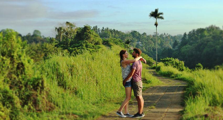 Bali Safest Driver Campuhan Ridge Walk Bali SafestDriver Tour