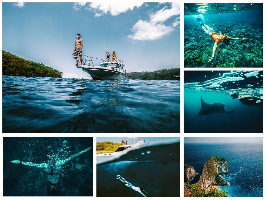 Private Boat Trip To Nusa Penida