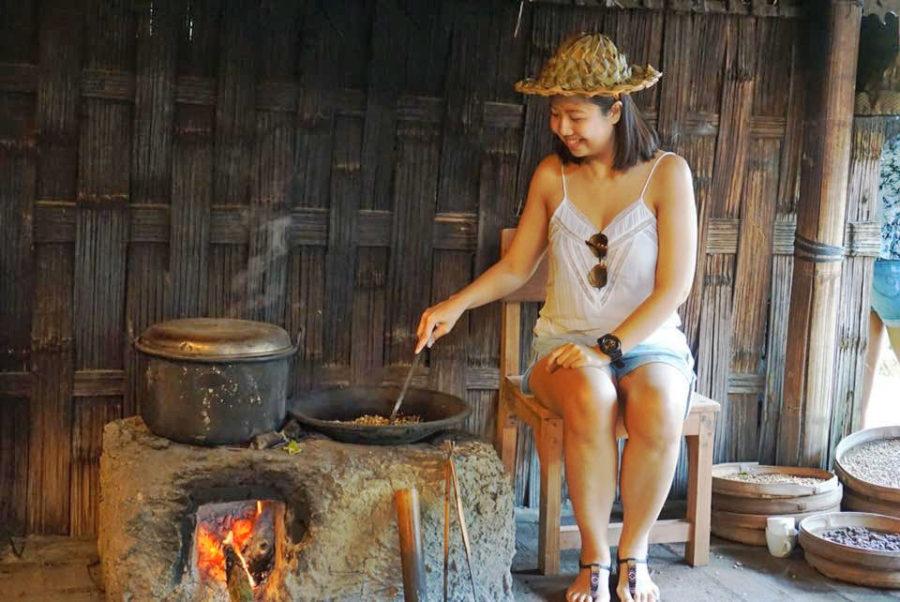 Bali Safest Driver Coffee Plantation