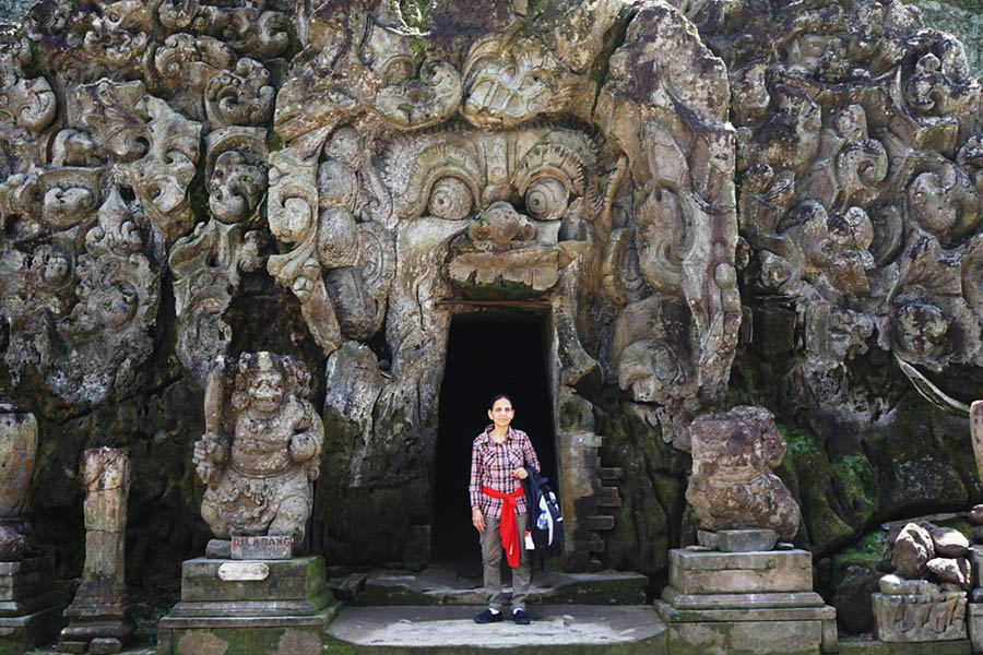Goa Gajah Bali Safest Driver Ubud Tour Combination 1 - Bali Driver Tour Sightseeing