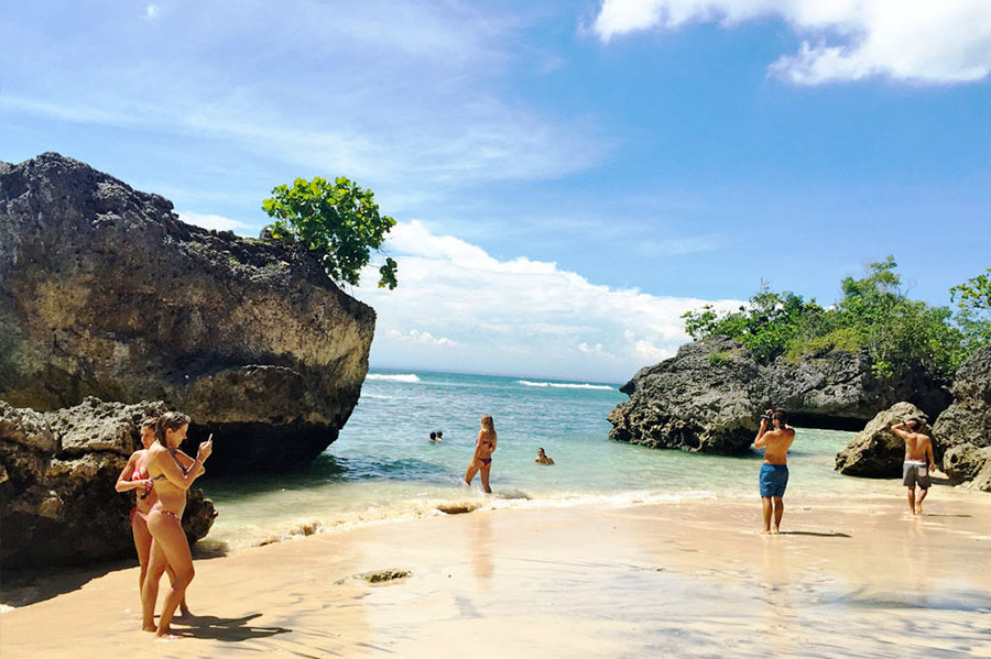 Bali Safest Driver Padang - Padang Beach