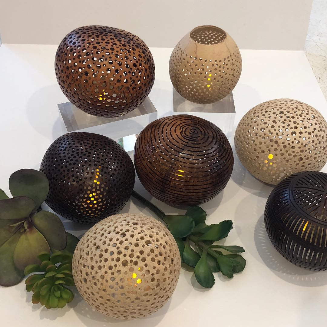 Bali Coconut shell