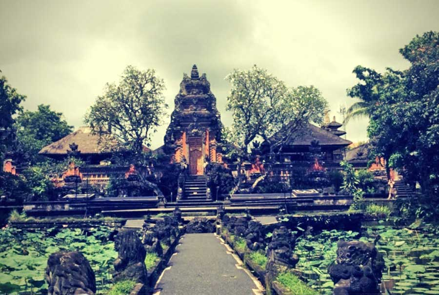 Bali Safest Driver Blog Saraswati Temple