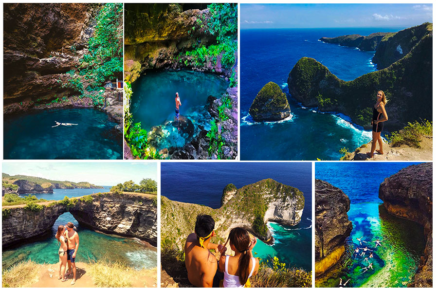 Discovering West Nusa Penida