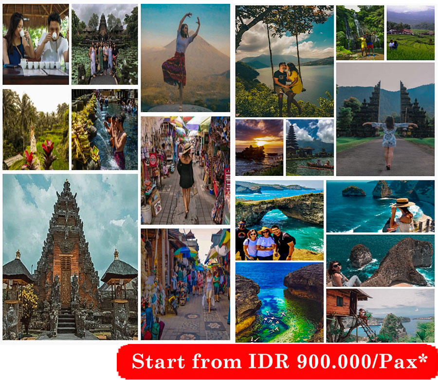 3 Days Bali Tour Package A