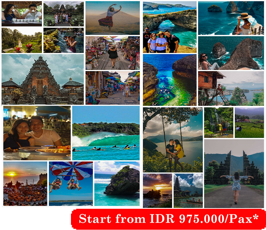 4 Days Bali Tour Package