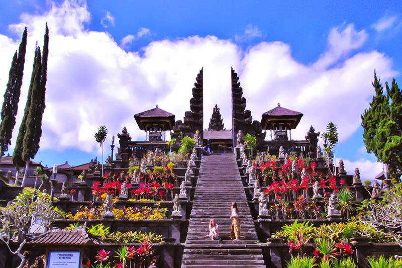 The Biggest Hindu Temple in Bali